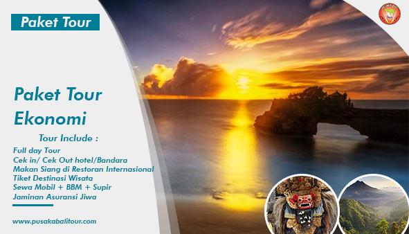 Paket Tour Ekonomis di Bali