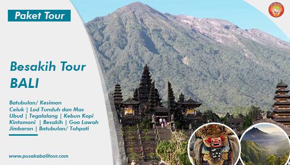 Besakih Tour Bali