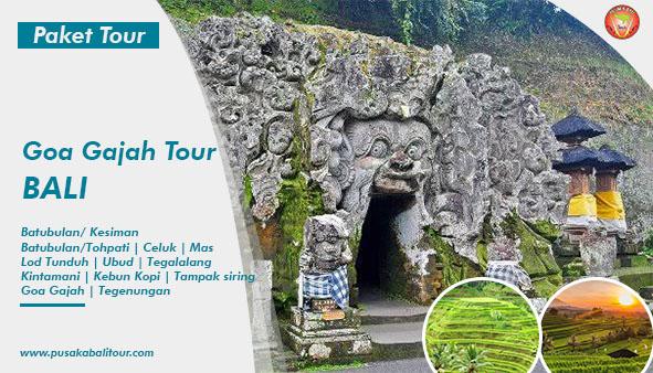 Goa Gajah Tour Bali